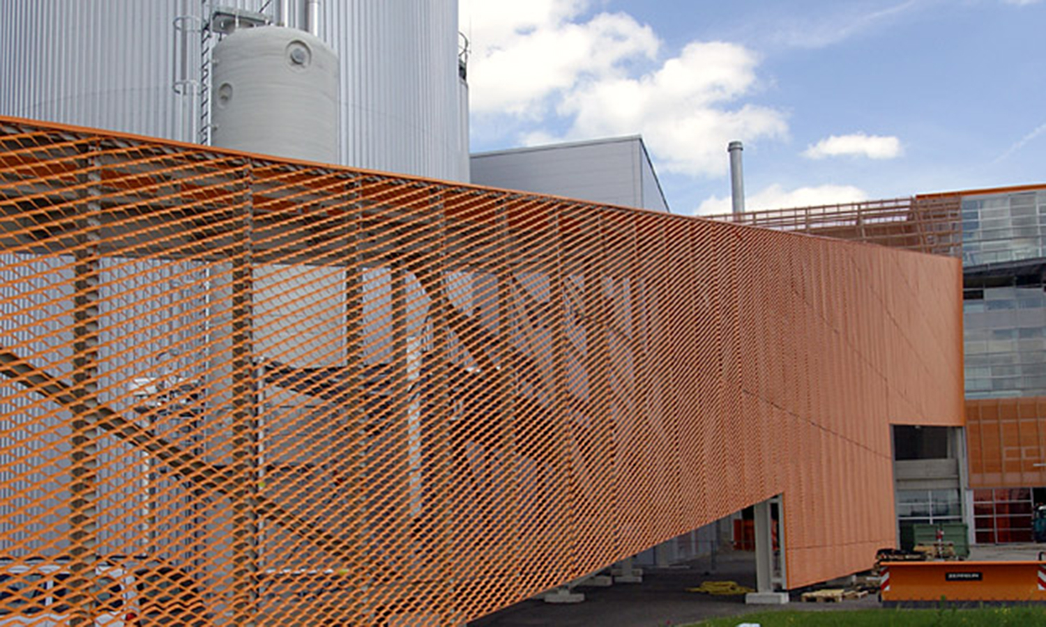 Em mesh architectural concepts for Architectural metal concepts nj